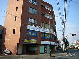 田中ビル[502号室]の外観