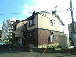 福岡県北九州市八幡西区三ケ森4丁目の賃貸アパートの外観