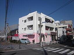 田島ハイツ[302号室]の外観