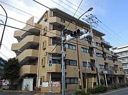 東京都狛江市和泉本町3丁目の賃貸マンションの外観