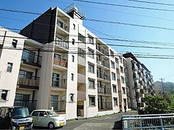 第一安岡マンション[3階]の外観