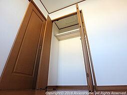 [室内撮影] クローゼット/洋室/ (2階北東側-約4.5帖)