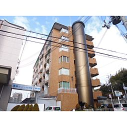 大阪府寝屋川市三井南町の賃貸マンションの外観