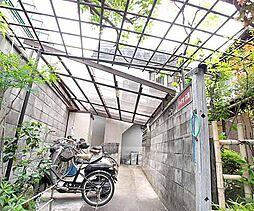 京都府京都市北区大宮中林町の賃貸アパートの外観