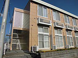 レオパレスK・Sアグリ壱番館[104号室]の外観