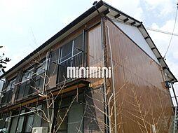 姫宮ハイツ[1階]の外観