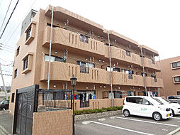 愛媛県松山市東石井5丁目の賃貸マンションの外観