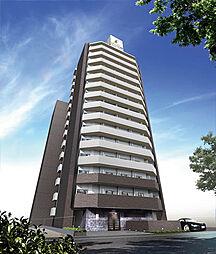 アドバンス心斎橋グランガーデン[11階]の外観