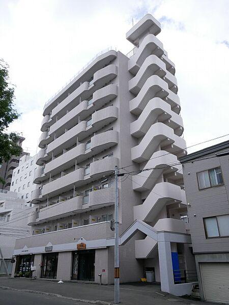 メゾンドブーケ円山 8階の賃貸【北海道 / 札幌市中央区】