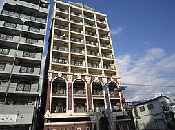 ラ・ウェゾン上沢通 欧風館[3階]の外観