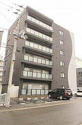 北海道札幌市白石区東札幌二条5の賃貸マンションの外観