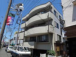 サンホームマンション[4階]の外観