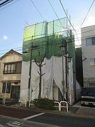 東京都荒川区町屋4丁目の賃貸アパートの外観