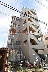 大阪府大阪市西成区鶴見橋2丁目の賃貸マンションの外観