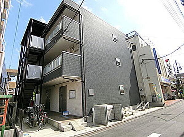 リヴリ・Climb Heart 2階の賃貸【埼玉県 / 狭山市】