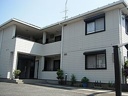 東京都国立市谷保の賃貸マンションの外観