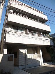 VANフラッツ[1階]の外観