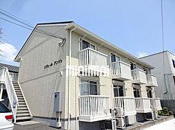 静岡県富士市入山瀬2丁目の賃貸アパートの外観