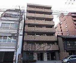 京都府京都市中京区西洞院通三条南入柳水町の賃貸マンションの外観