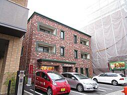 愛知県名古屋市千種区清明山2丁目の賃貸マンションの外観