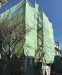 仮)シティハイツ相模ヶ丘[201号室]の外観