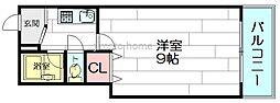第2福井マンション[2階]の間取り