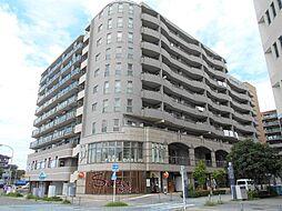 神奈川県横浜市都筑区中川中央1丁目の賃貸マンションの外観