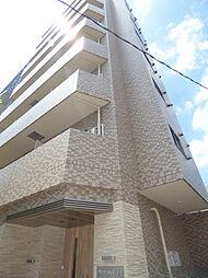 埼玉県川口市芝5丁目の賃貸マンションの外観
