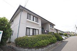 コーポランド津田新町 C棟[201号室]の外観
