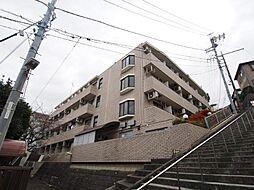 ペガサスマンション百合丘[312号室]の外観