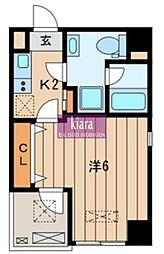 仮称)キヨマルビル[4階]の間取り