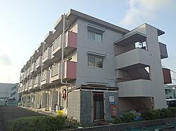 サンローヤル萩丘[3階]の外観