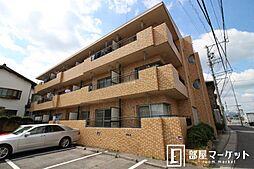 愛知県豊田市上原町上原の賃貸マンションの外観