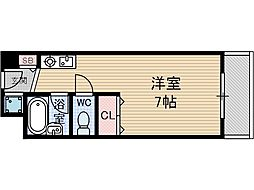 SHINYO[5階]の間取り