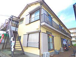 喜沢第2ハウス[105号室]の外観