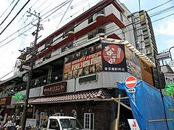 栄良ビル[0502号室]の外観