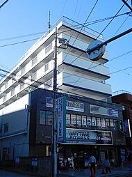 中台ビル[4階]の外観