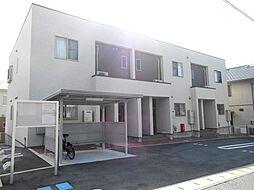 double eight apartment 1階[101号室]の外観