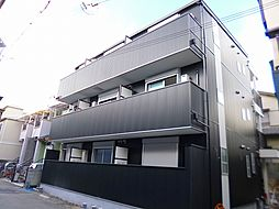 CoLaBo甲子園west[3階]の外観