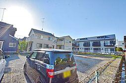 神奈川県厚木市戸田の賃貸アパートの外観