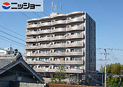 メゾンドール天神[3階]の外観