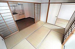 角田ビル大田町の和室ダイニング