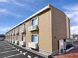 福岡県北九州市小倉南区南若園町の賃貸アパートの外観