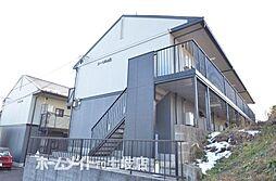 エーリ井山 B[2階]の外観