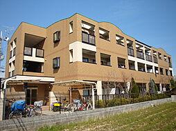 グリーンコート西田[106号室]の外観