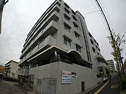 第10関根マンション[1階]の外観