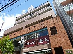 兵庫県神戸市中央区中山手通1丁目の賃貸マンションの外観
