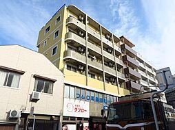 長崎県長崎市大黒町の賃貸マンションの外観