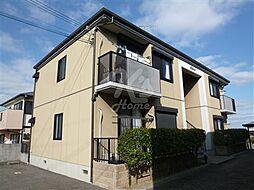 兵庫県三木市緑が丘町本町1丁目の賃貸アパートの外観