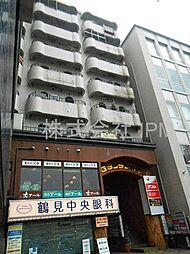 GSプラザ鶴見駅前[4階]の外観